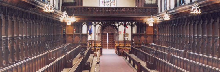 St Paul's School Chapels