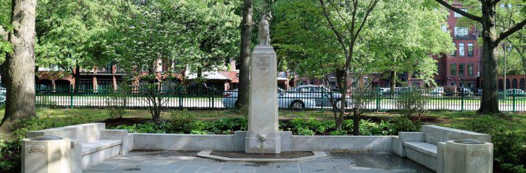 Lotta Fountain