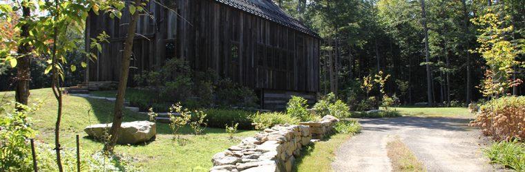Great Camp Barn