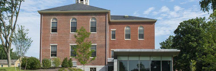 Bulfinch Hall Renovation, Phillips Andover Academy